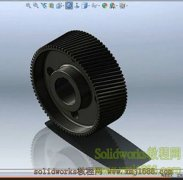 solidworks2012齿轮设计