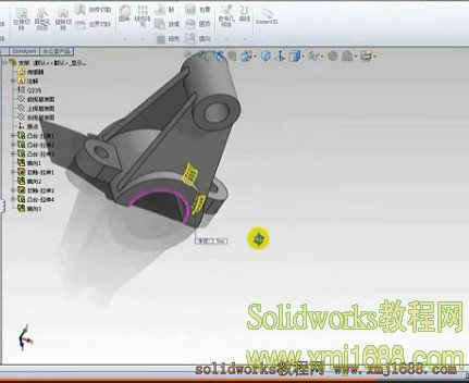 solidworks建模