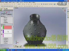 solidworks实例教程花瓶