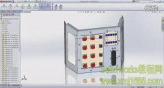 SolidWorks 成本计算 Costing演示