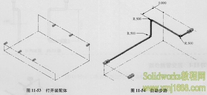 自建楼房电路布线图纸