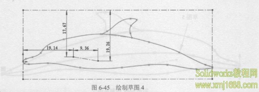 """06利用""""基准面""""工具,创建基准面1,如图6-46所示·"""