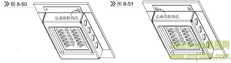 0钣金设计 制作钣金的二维工程图